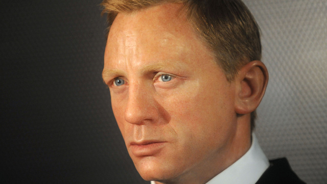 Daniel Craig Wax On.