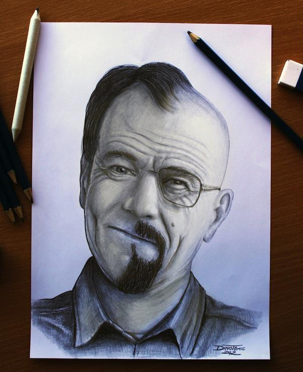Pencil drawing by *AtomiccircuS