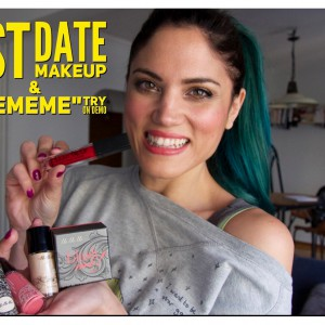 How To: 1st Date Make Up & «MeMeMe» Try On Demo!