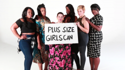 Plus Size Girls, CAN!